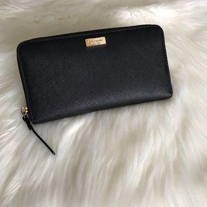 Kate Spade zipper wallet.